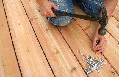 Deck Repairs Richmond Virginia